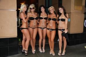 club girls